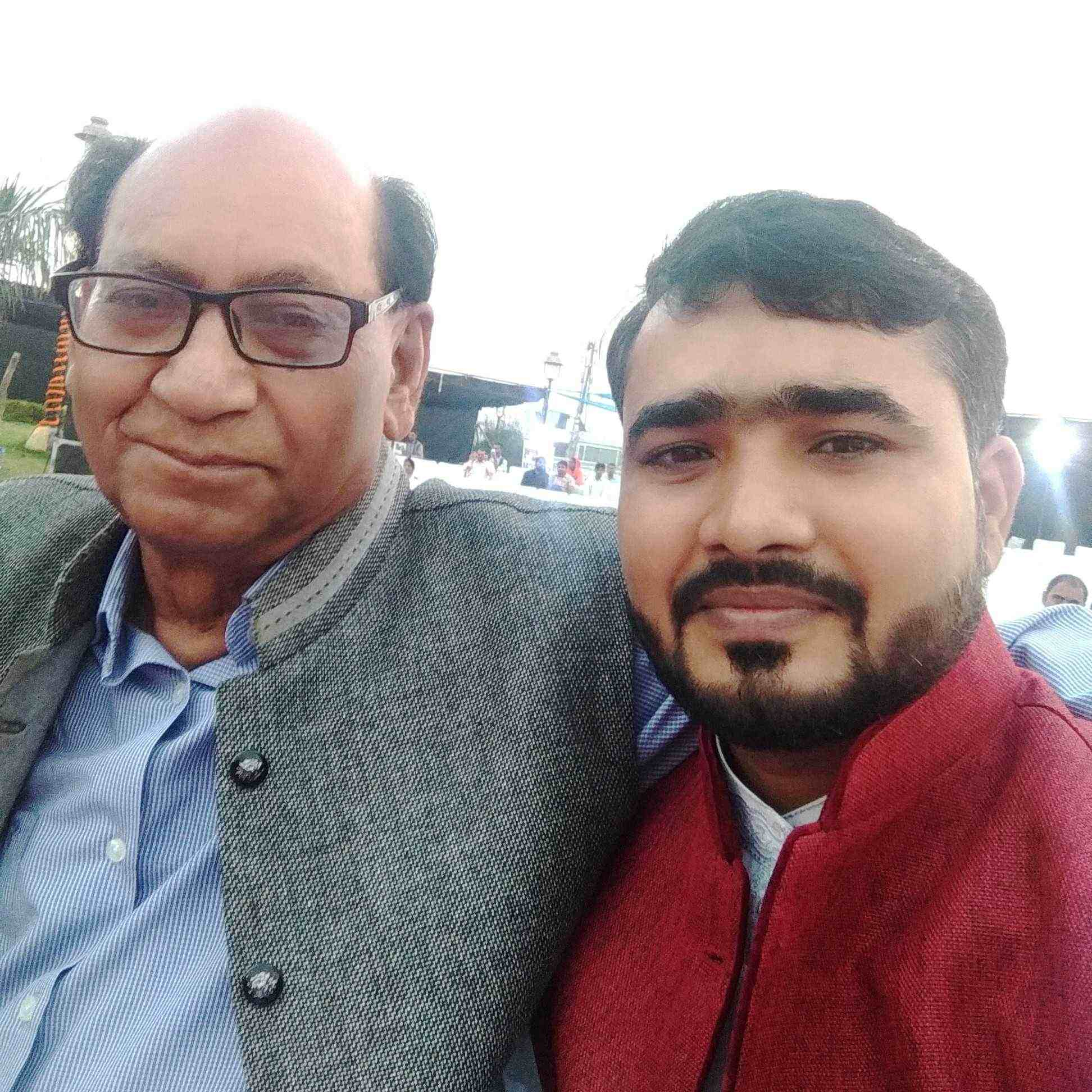 kavi pt. Ashwani Mishra
