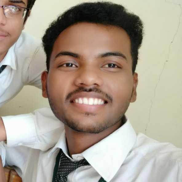 Shubham Tandia A student teacher