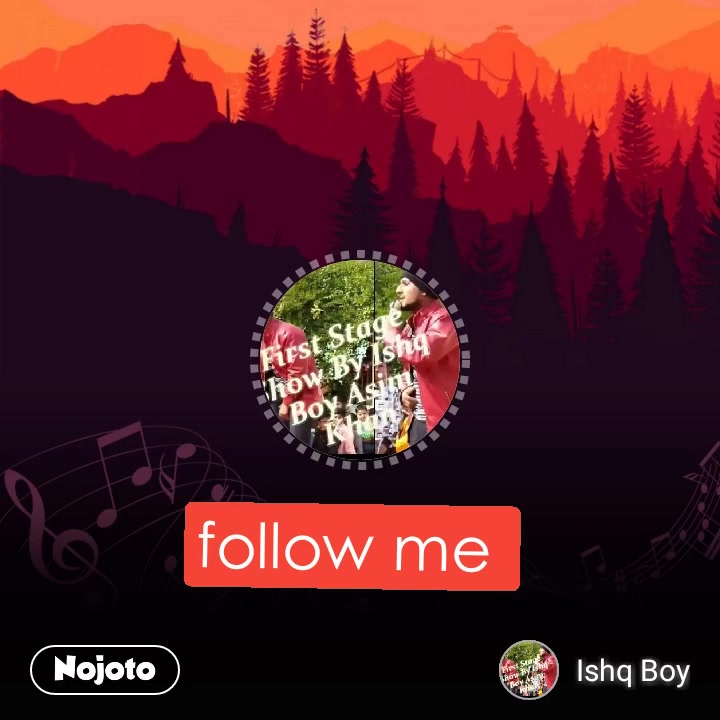 follow me  #NojotoVoice