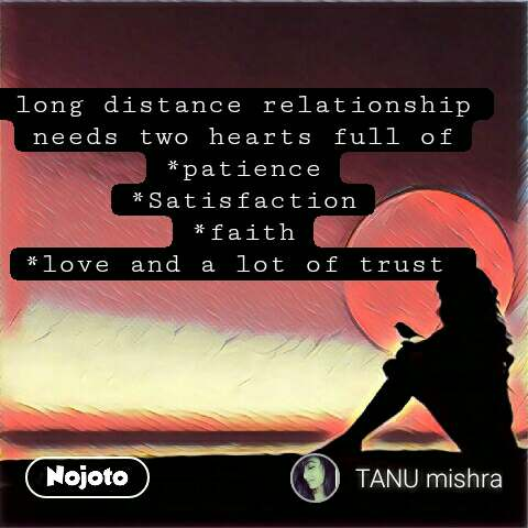 Sad And Alone Quotes Long Distance Relationship Needs Two Hearts