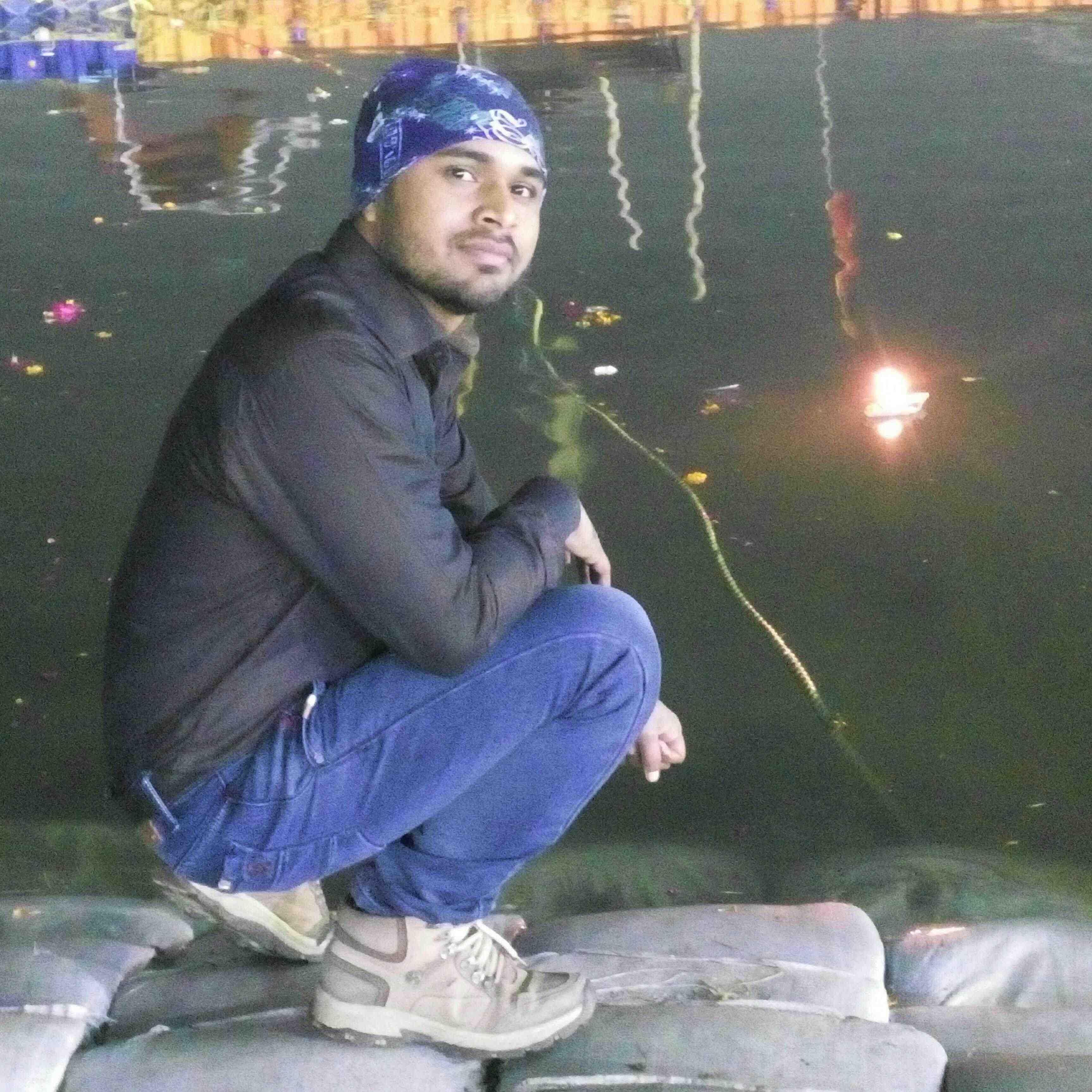 राहुल राज मौर्या