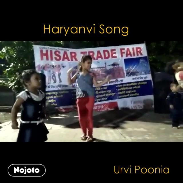 #NojotoVideoUrvi Poonia Haryanvi Song