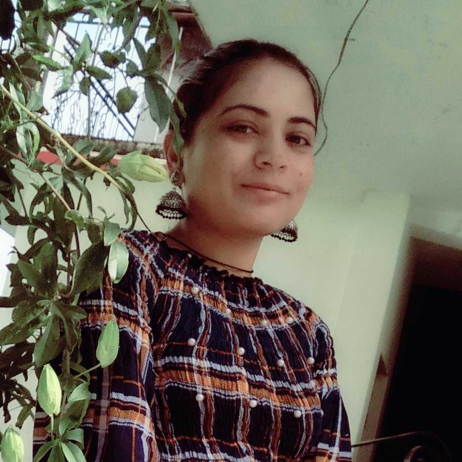 Kajal Ehsaas love writing,