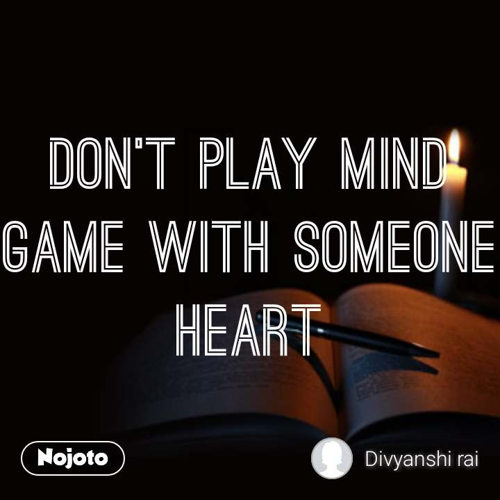 Battle Between Heart And Mind On We Heart It