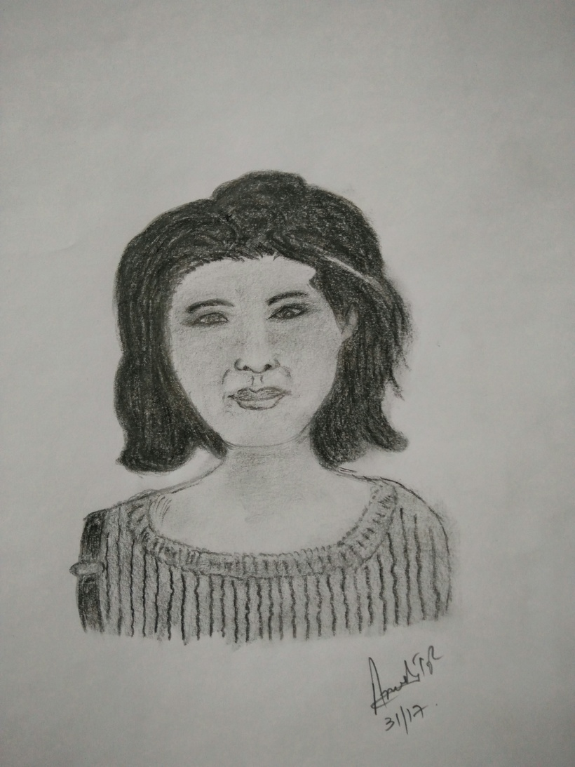 A pencil sketch quotes shayari story poem jokes memes on noj